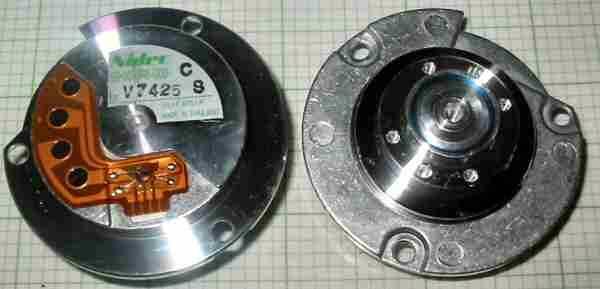 Nidec 59 004046 000 Motor Hard Disk Brushless Nidec Hard